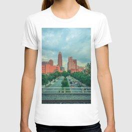 Uptown Charlotte, Trade Street T-shirt