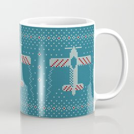 Winter Flying Coffee Mug