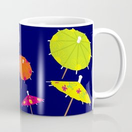 Paper drink umbrellas Coffee Mug