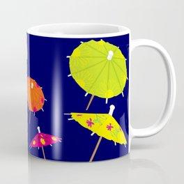 Paper drink umbrellas Coffee Mug
