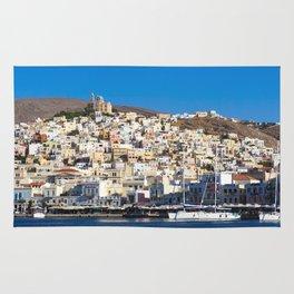 Syros Island Rug