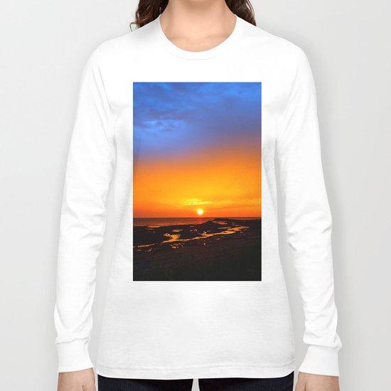 Sunrise on the Beach Long Sleeve T-shirt