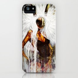 Velveteen iPhone Case