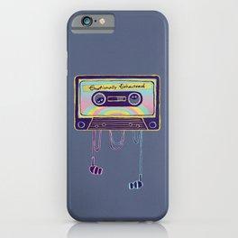 Emotionally Devastated iPhone Case