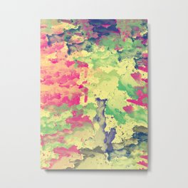 Abstract Painting II Metal Print