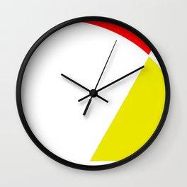 Summer Modernity             by Kay Lipton Wall Clock
