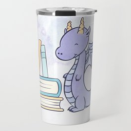 DRAGON READS Travel Mug