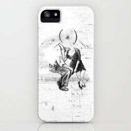 SYNALOEPHA iPhone Case