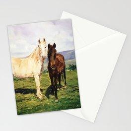 Caballos/Cabalos/Horses Stationery Cards