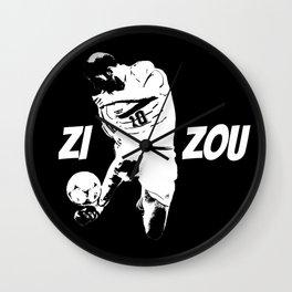 Zizou Wall Clock