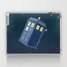 Time and Relative Dimension in Space Laptop & iPad Skin