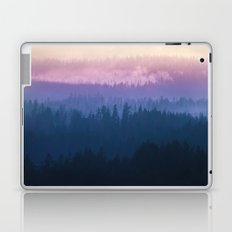 Smokey Layers Laptop & iPad Skin