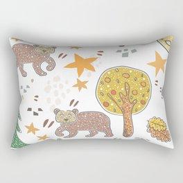 Bears Rectangular Pillow