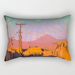 Atacama Journey Rectangular Pillow