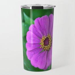 Bright Flower Travel Mug