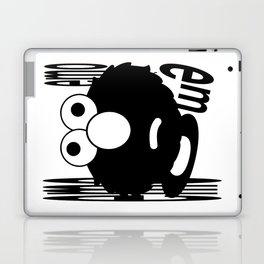 Emo Elmo Laptop & iPad Skin