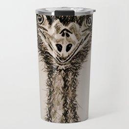 Feeling Emu-sed Travel Mug