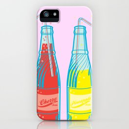 Sodapop iPhone Case
