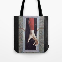 ...Reach Out.... Tote Bag