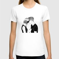 T-shirts featuring Love Song by Henn Kim