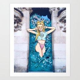 La Sagrada Art Print