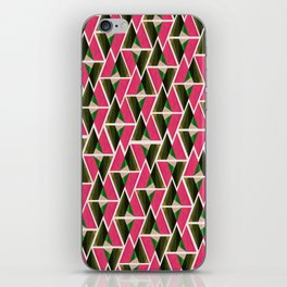 WTU PATTERN PRINT 3 iPhone Skin