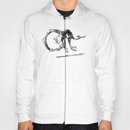 dripping little things Hoody
