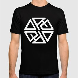 White ORO Logo T-shirt