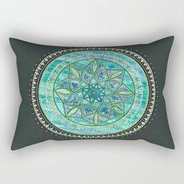 Gaia - Let the healing begin Rectangular Pillow