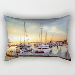 Mantazas Bay Rectangular Pillow