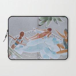 Inflatable Pool Laptop Sleeve