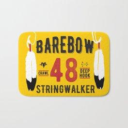 - BAREBOW - STRINGWALKER - CRAWL - DEEP HOOK - 48 (Forever) Bath Mat