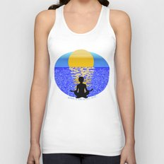Silence: It Goes Without Saying Unisex Tank Top