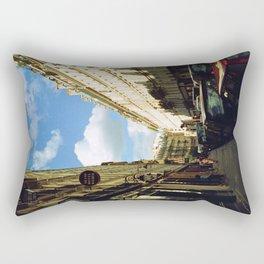 Paris in 35mm Film: Rue Malher in Le Marais Rectangular Pillow