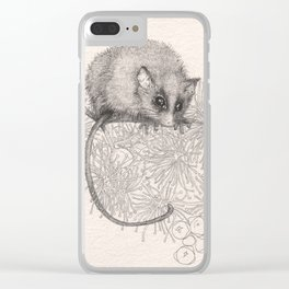 In the pollen Clear iPhone Case