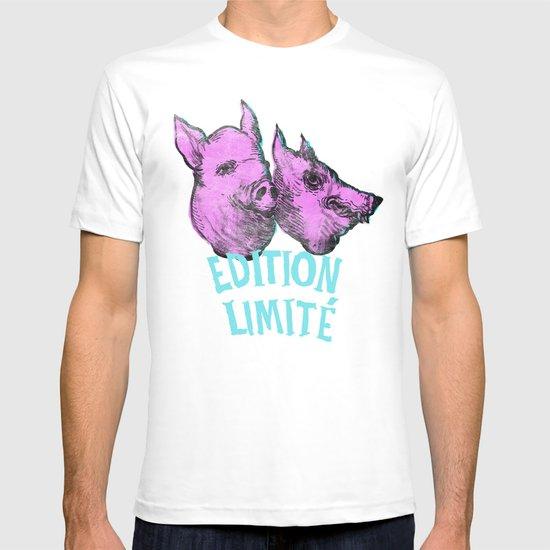 pig et wolf T-shirt