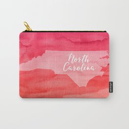 Sweet Home North Carolina Carry-All Pouch