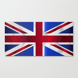 Union Jack Flag Canvas Print