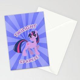 MLP FiM: Twilight Sparkle Stationery Cards