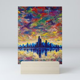 Calm After The Storm Mini Art Print