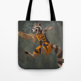 What's a Raccoon Tote Bag