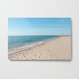 AFE Kew-Balmy Beach 9 Metal Print