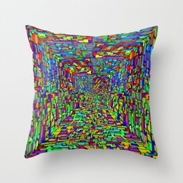 Pattern-227 Throw Pillow
