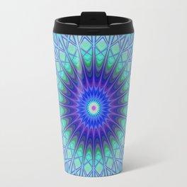 Frozen mandala Travel Mug