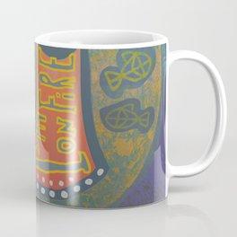 Atlantis Icon / I'm on Fire! Coffee Mug