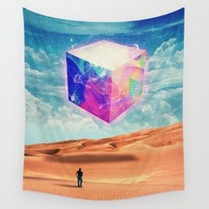 Cubism Wall Tapestry