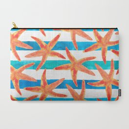 Starfish Tropics Carry-All Pouch