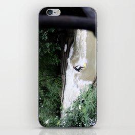 Perpetual Surfer iPhone Skin