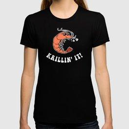 Krillin' It T-shirt