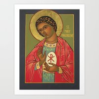 Mary Magdalene Art Print